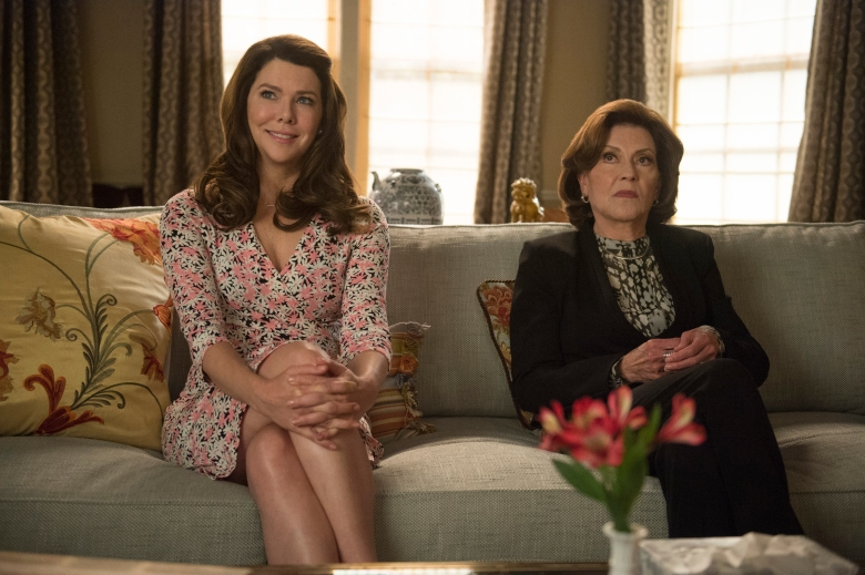 "Lauren Graham and Kelly Bishop, ""Gilmore Girls: A Year in the Life"""