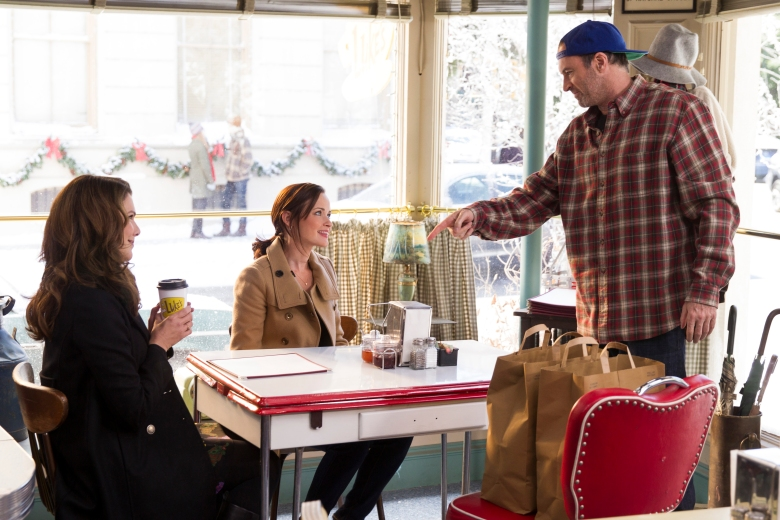 Gilmore Girls: A Year in the Life Photos