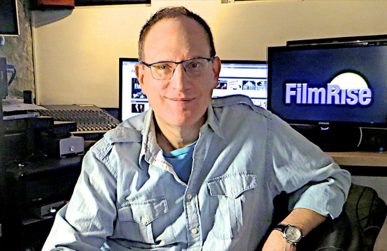 FilmRise CEO Danny Fisher