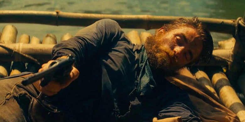 Robert Pattinson In Lost City of Z