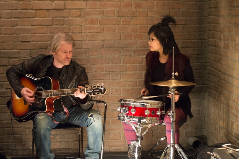 "Todd Lowe and Keiko Agena, ""Gilmore Girls: A Year in the Life"""