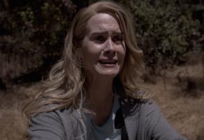 "Sarah Paulson in ""American Horror Story: Roanoke."""