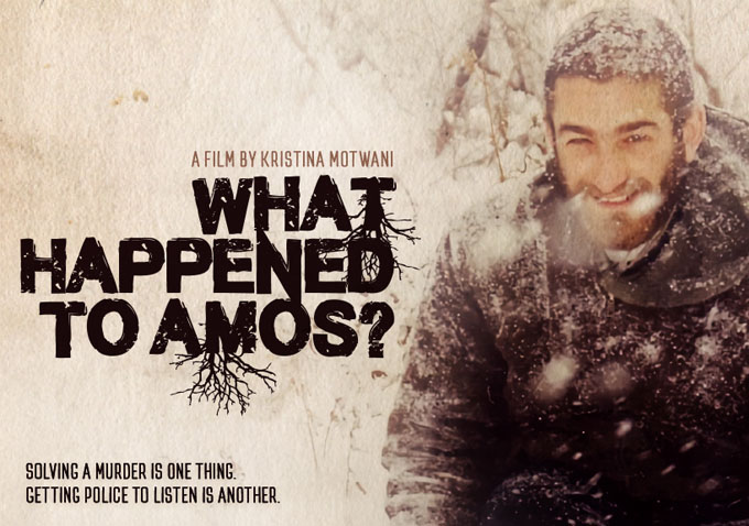 Project of the Day - What Happened to Amos?