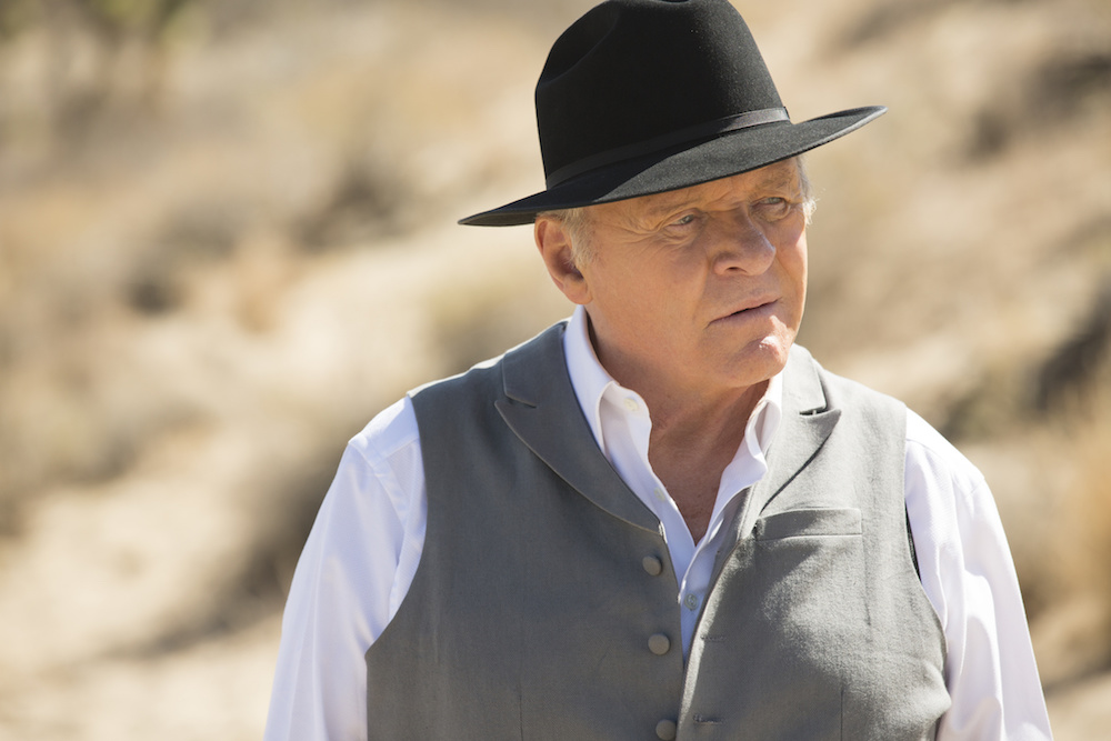 Westworld 102 Anthony Hopkins