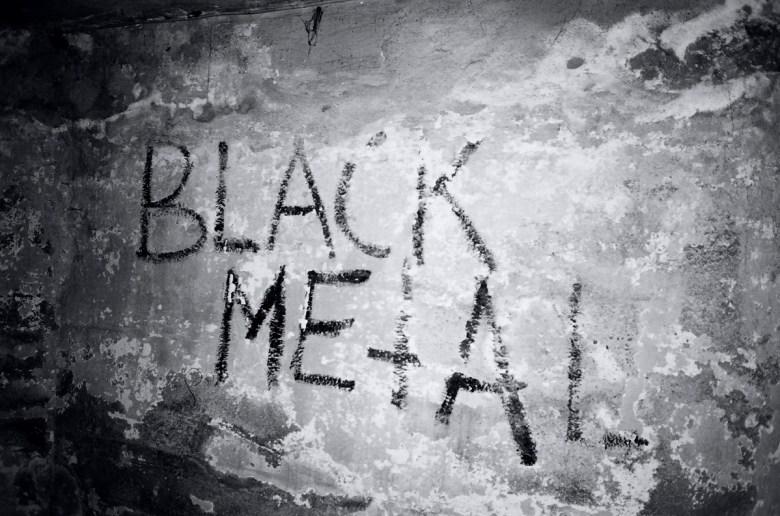 Black Metal Helvete