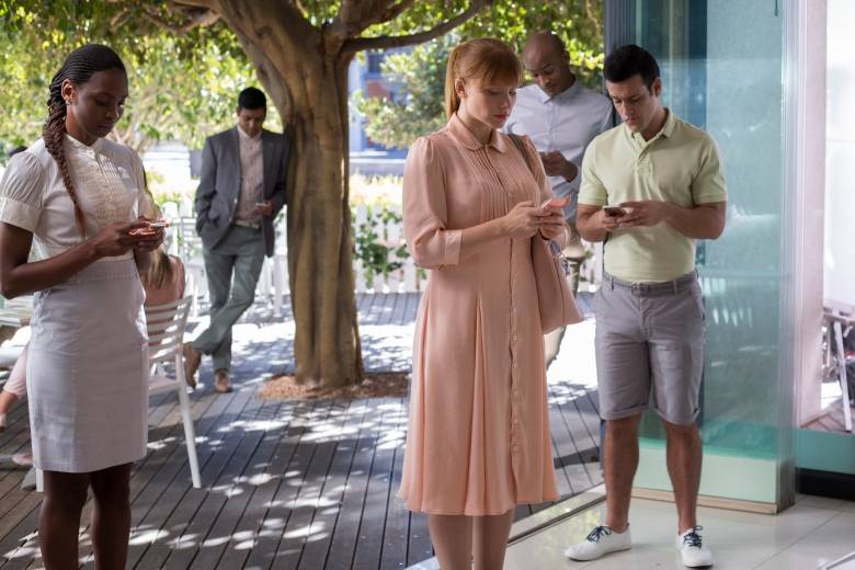 "Bryce Dallas Howard in ""Black Mirror."""