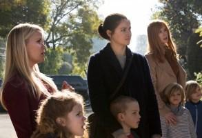 Reese Witherspoon, Shailene Woodley, Nicole Kidman, Cameron Crovetti, Nicholas Crovetti, Iain Armitage, Darby Camp Big Little Lies HBO Limited Series