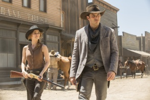 Westworld 103 Bojana Novakovic James Marsden