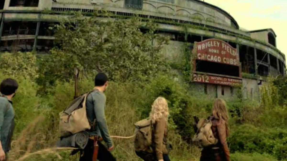 Chicago Cubs The World Series A History Of Tv Film References