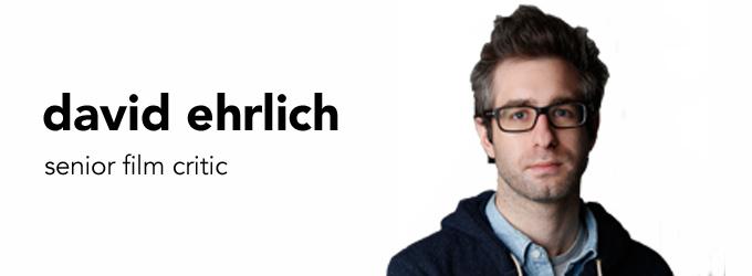 David Ehrlich - Team Page