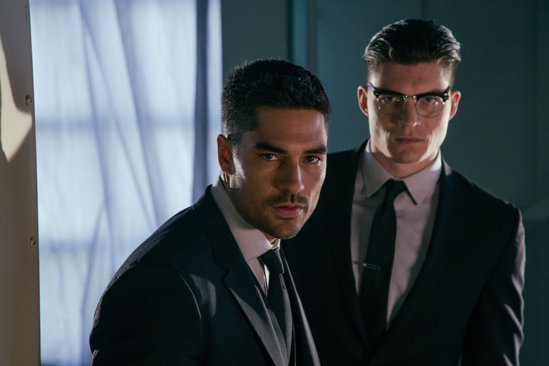 From Dusk Till Dawn: The Series, for El Rey Network and Miramax D.J. Cotrona (Seth Gecko), Zane Holtz (Richie Gecko)