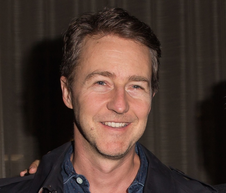 Edward Norton on Inspi...