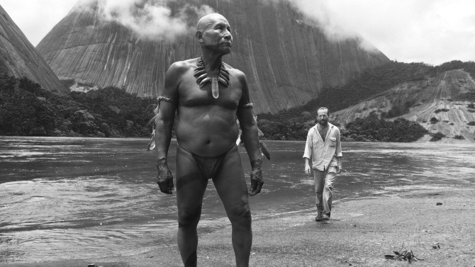"""Embrace of the Serpent"""