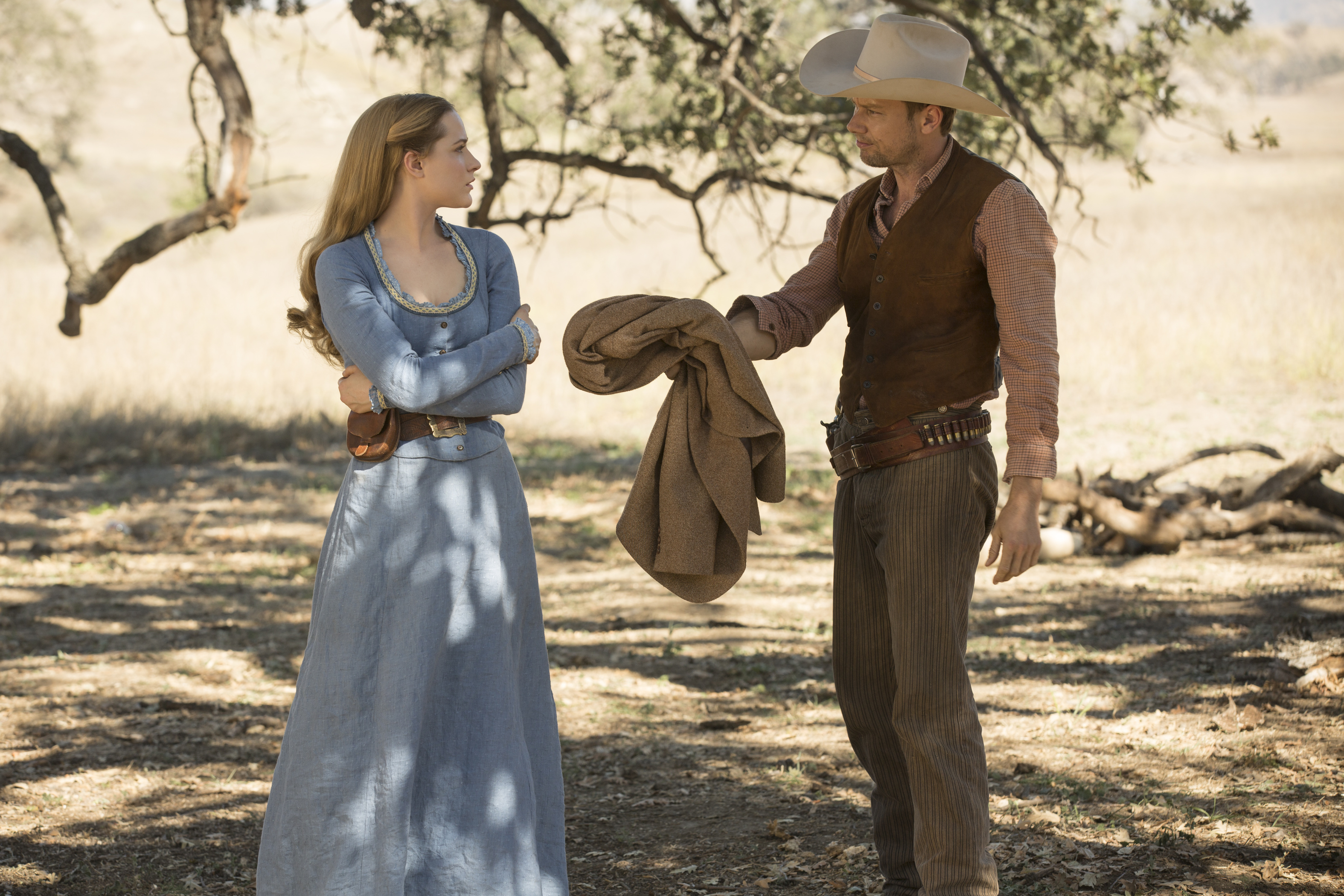 Westworld Evan Rachel Wood Jimmi