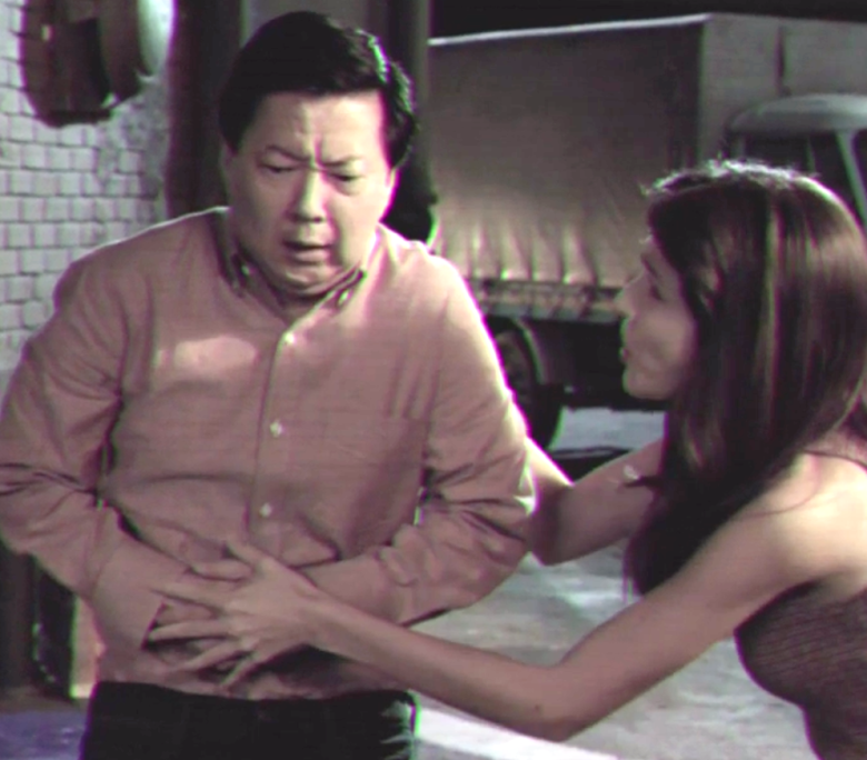 "Ken Jeong and Wei Ning ""Ann"" Hsu on ""Fresh Off the Boat"""