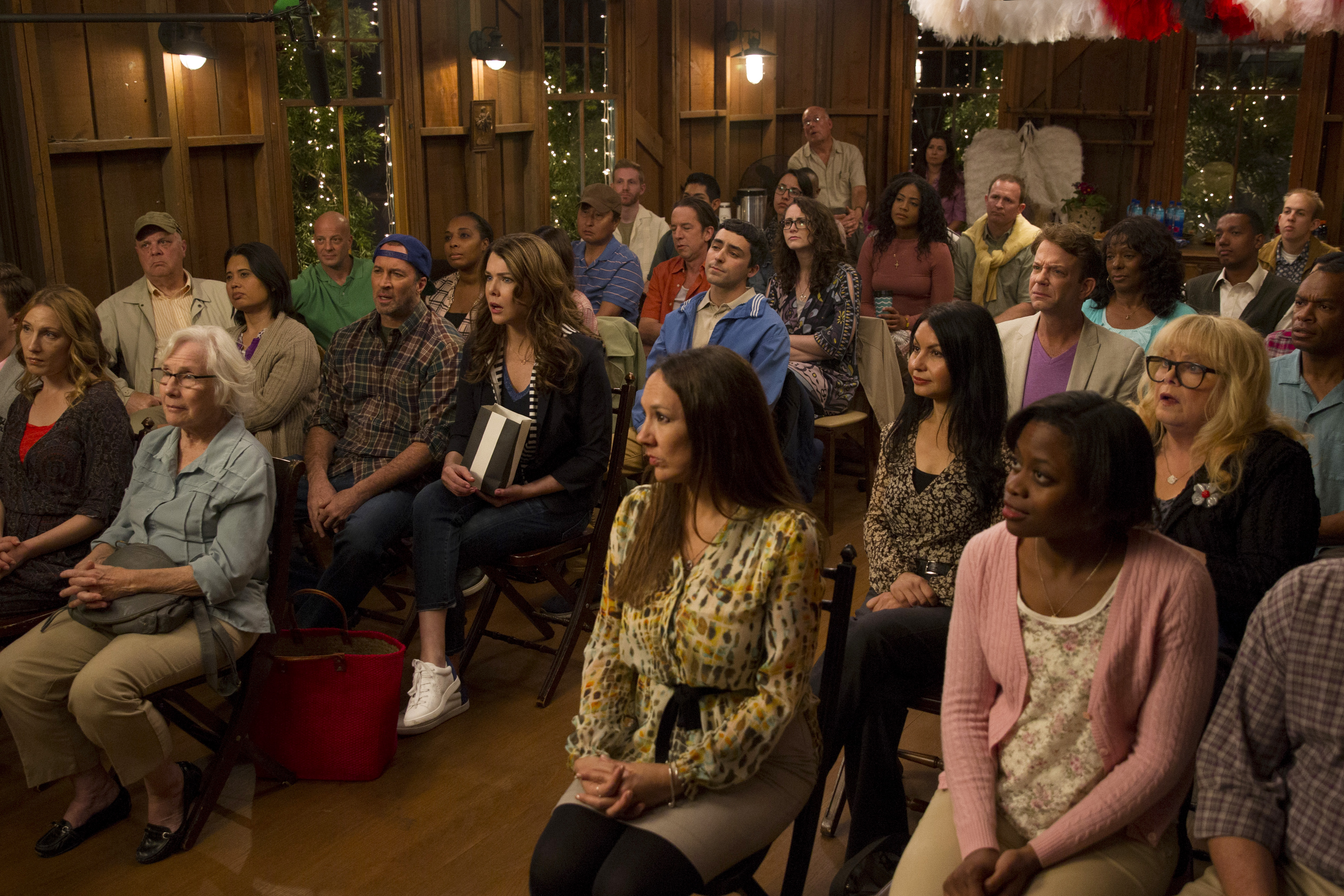 Allison Dean Nude gilmore girls: the 72 most important characters, ranked