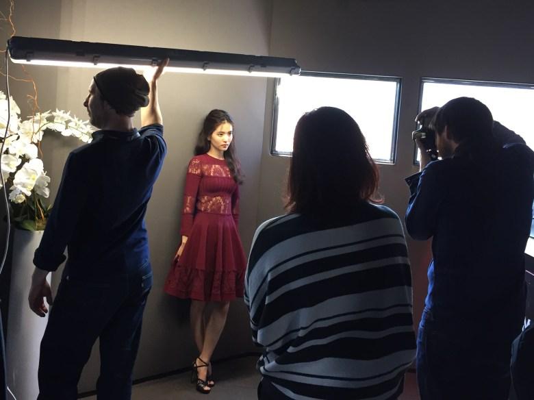 """The Handmaiden"" star Kim Tae-ri at Cannes."