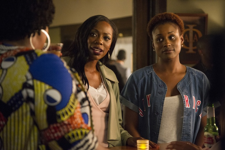 "Yvonne Orji and Issa Rae on HBO's ""Insecure"""