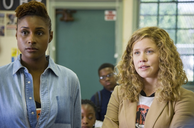 "Issa Rae and Lisa Joyce on HBO's ""Insecure"""