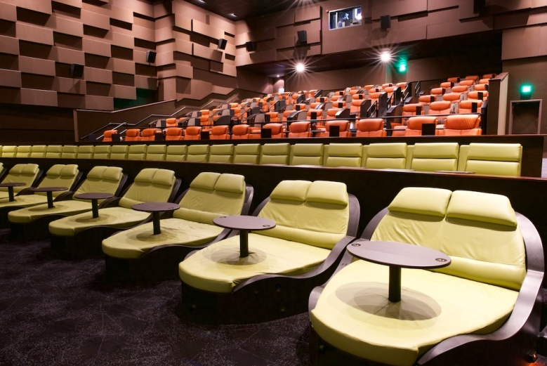 How Ipic Wants To Change The Future Of Moviegoing Indiewire