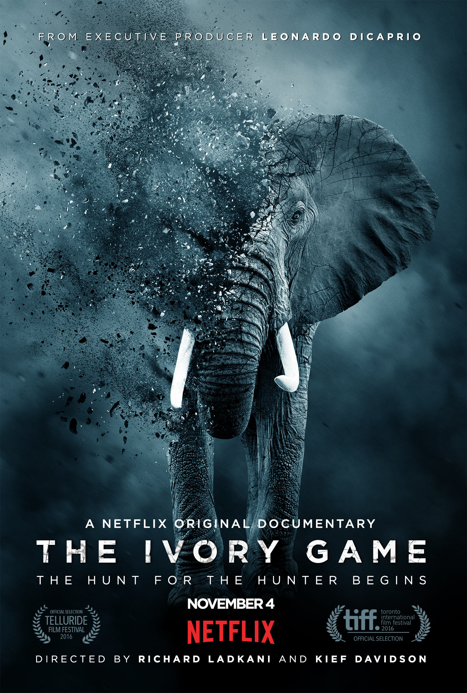 Ivory Game Poster