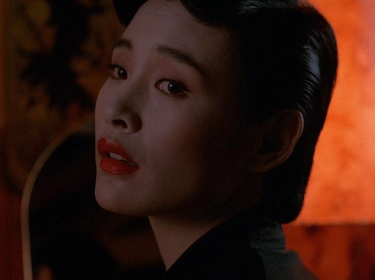 Joan Chen in Twin Peaks
