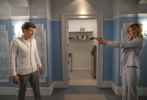 "Brett Dier and Megan Ketch, ""Jane the Virgin"""
