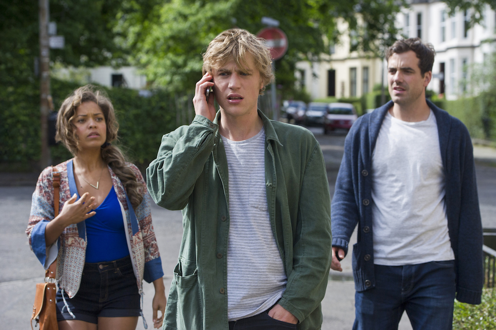 Lovesick Season 2 Netflix Scrotal Recall