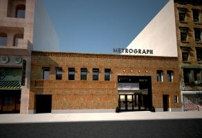 Metrograph movie theater