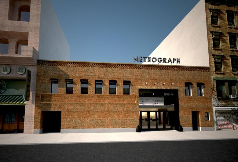 Metrograph movie theater