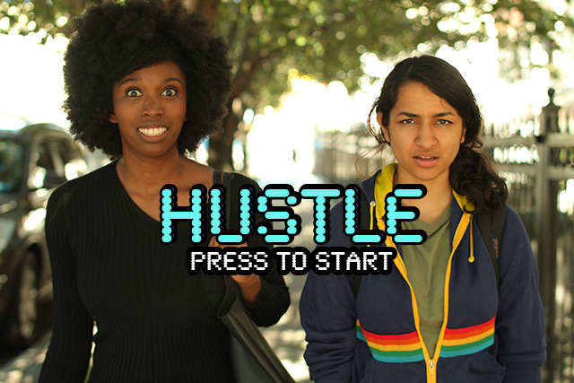 Project of the Day - Hustle