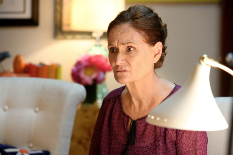 "Beth Grant on ""The Mindy Project"""