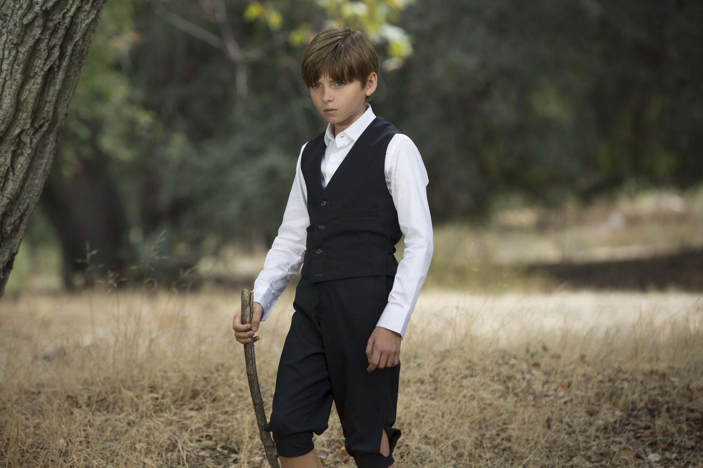 Westworld Oliver Bell