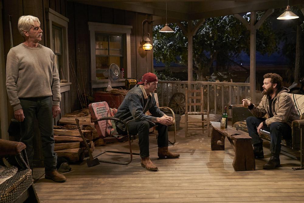The Ranch Sam Elliott Ashton Kutcher Danny Masterson Season 1 Part 2