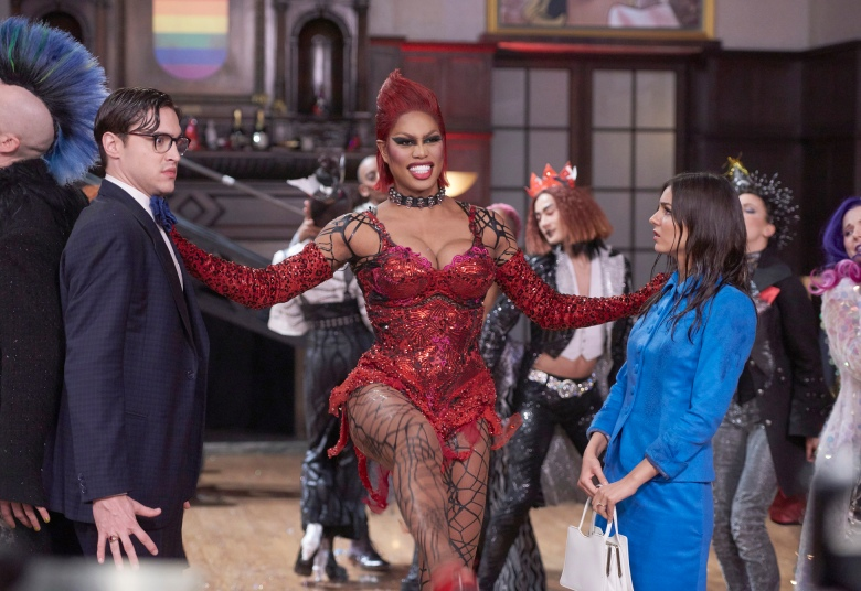 Rocky Horror Picture Show Review Fox Neutered Its Pelvic Thrust