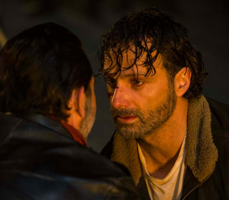 """Andrew Lincoln, """"The Walking Dead"""""""
