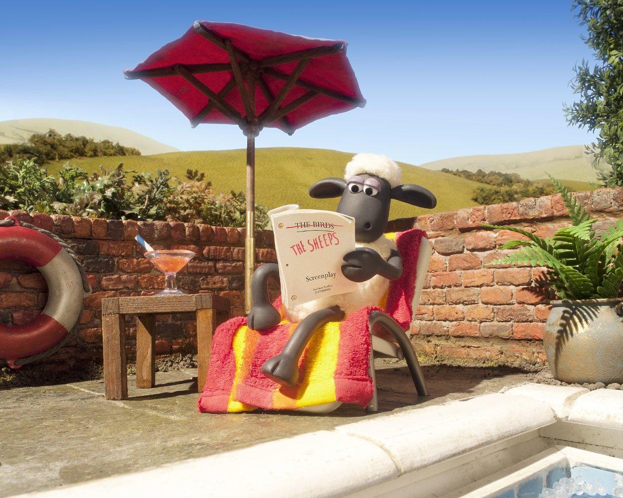 Shaun the Sheep The Movie