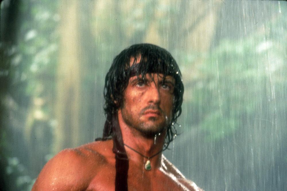 Rambo Elokuvat