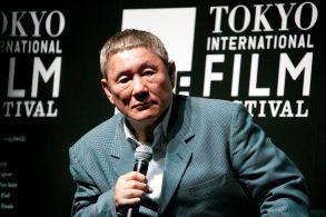 Takeshi Kitano at the 2014 Samurai Awards