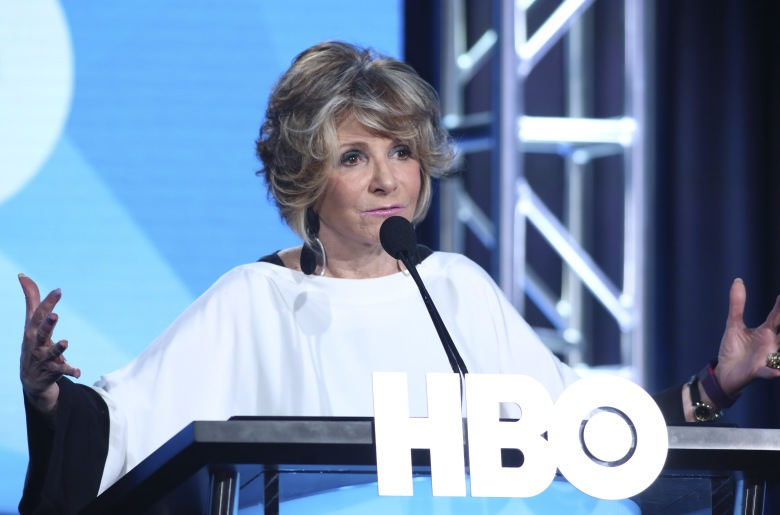 Sheila Nevins of HBO