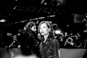 "Isabelle Huppert at Berlin ""Things to Come"" premiere"