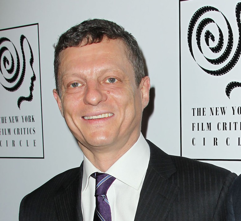 Criterion president Peter Becker