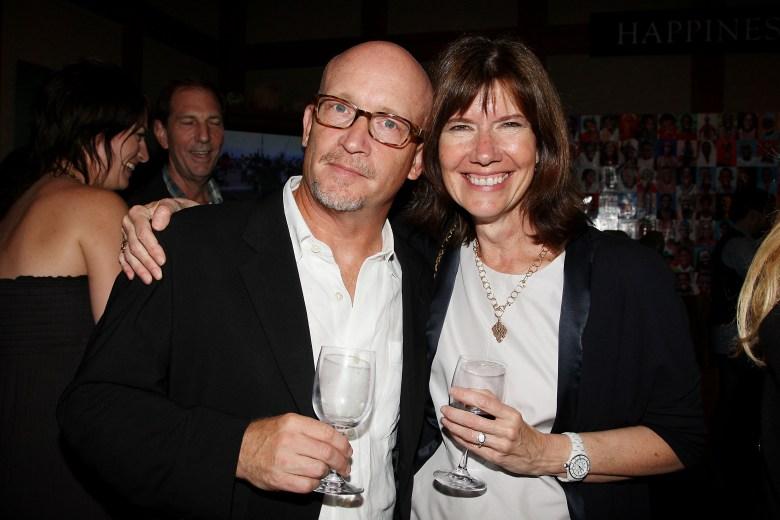 Alex Gibney and Diane Weyermann