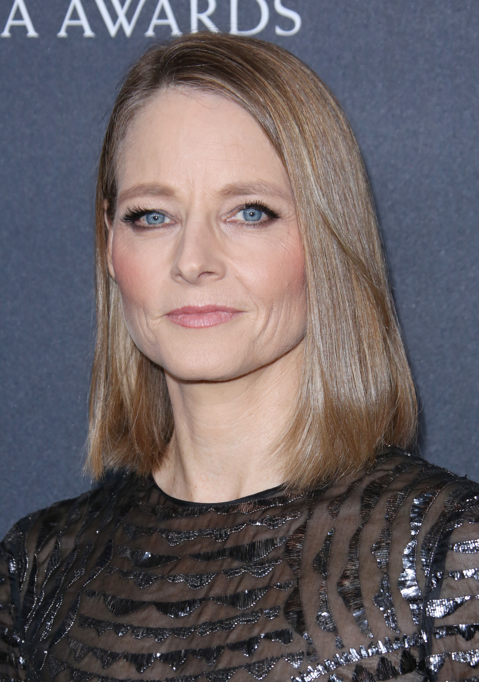 Jodie Foster at BAFTA Britannia Awards,