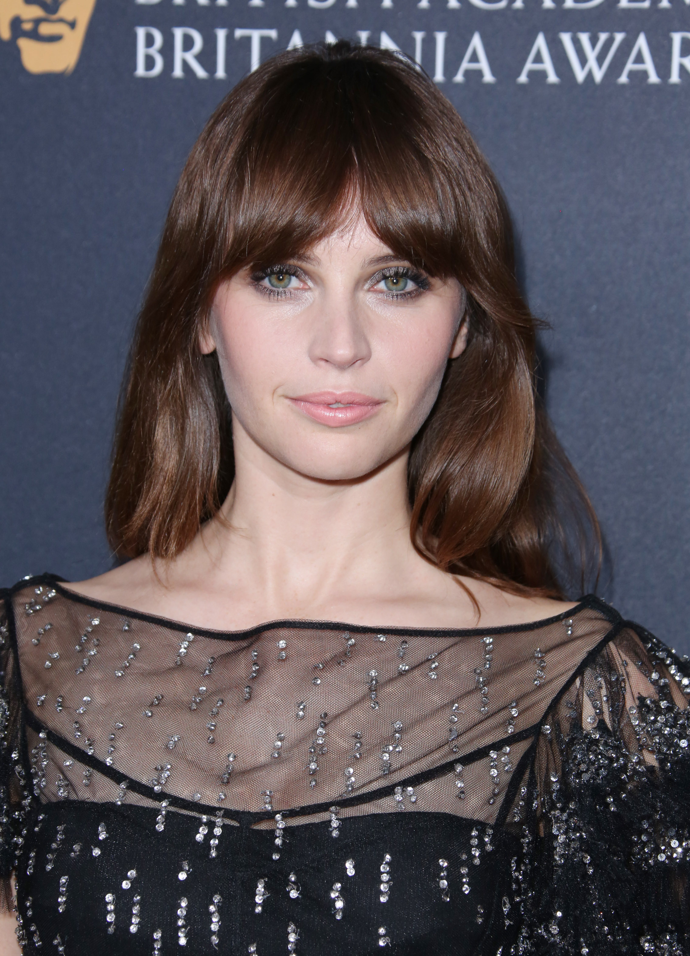 Felicity Jones BAFTA Britannia Awards,