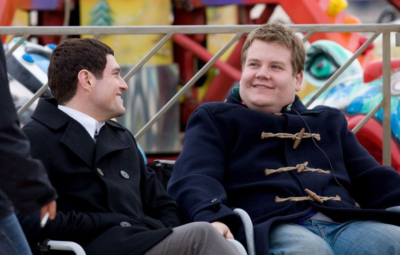 "Mathew Horne and James Corden, ""Gavin & Stacey"""