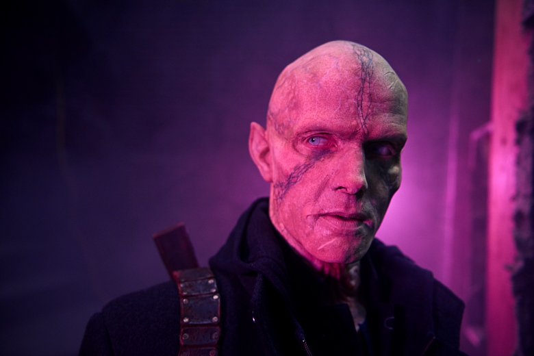 THE STRAIN -- Pictured: Rupert Penry-Jones as Quinlan. CR: Michael Muller/FX