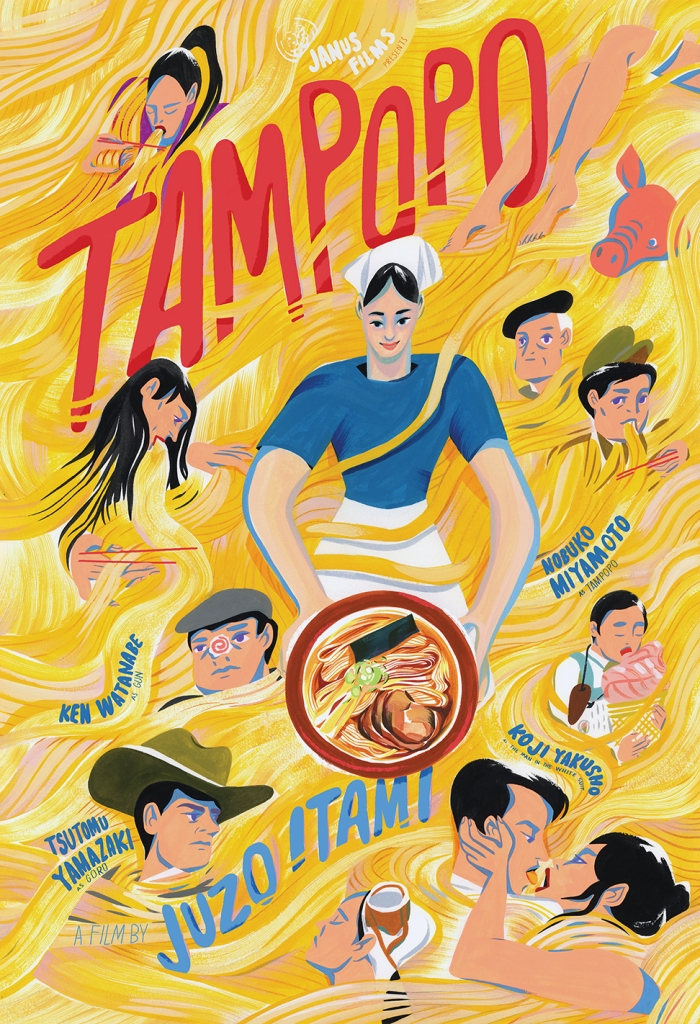 Watch Tampopo Online For Free | 123Movies