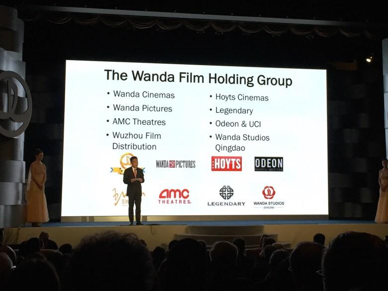 Wanda Film Summit