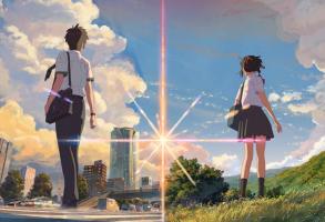 Makoto Shinkai Your Name